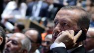 Cep telefonuyla aramalarda Erdoğan'dan sesli mesaj sürprizi