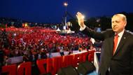 Erdoğan'dan telefonla arayanlara 15 Temmuz mesajı