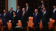MHP'liler Erdoğan'ı alkışlamadı, Erdoğan Bahçeli konuşurken alkışladı