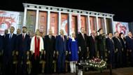HDP'lilerle selamlaşan Bahçeli, Kılıçdaroğlu'nu es geçti