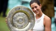 Wimbledon tek kadınlarda şampiyon Muguruza