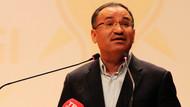 Adalet Bakanı Bekir Bozdağ'dan tek tip kıyafet açıklaması