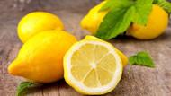 Uyurken yanı başınıza limon koyun