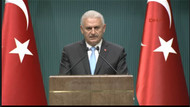 Başbakan Binali Yıldırım yeni kabineyi açıkladı!