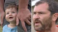 Babanın Gözü Önünde Oğlunu Kaçırmaya Çalıştılar - Baba Bakın Ne Yaptı