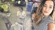 Mağazada genç kıza taciz anı kamerada: Uğradığı tacizi Twitter'da anlattı
