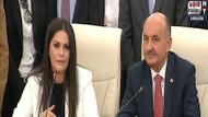 Yeni Çalışma Bakanı Jülide Sarıeroğlu görevi Müezzinoğlu'ndan devraldı