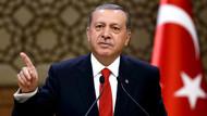 Cumhurbaşkanı Erdoğan: Kimse seyirci kalmamızı beklemesin