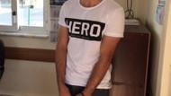 Antalya'da hero yazılı tişört giyen kişiye tutuklama