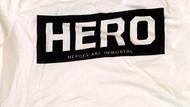 Hero yazılı tişörtlerin sırrı çözüldü