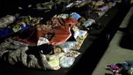 Deprem korkusu sürüyor; Bodrum'da çok sayıda vatandaş geceyi dışarıda geçirdi