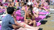 Bodrum'da deprem tedirginliği geçti, plajlar tekrar doldu