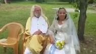 Hasan Mezarcı'nın düğününden görüntüler