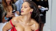 Rihanna'dan Valerian galasında çok cesur kıyafet!