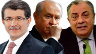 MHP'den Davutoğlu'na sert sözler: Davutoğlu'nun kıt aklı, bizim parti içi meselelerimize ermez!
