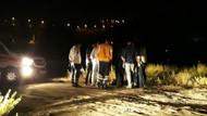Erkek arkadaşı öldürülüp kaçırılan kadını vatandaşlar karakola götürmüş