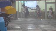Son dakika haberler: İstanbul'un dört ilçesi için son dakika fırtına ve yağış uyarısı