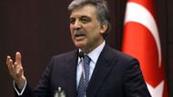 Abdullah Gül'den Cumhuriyet gazetesi açıklaması!