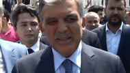 Abdullah Gül'den Cumhuriyet davası açıklaması!