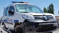 Kayseri'de polis ekiplerine silahlı saldırı