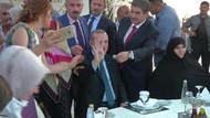 Erdoğan ve Davutoğlu'nu bir araya getiren düğün! Nikah şahidi oldular
