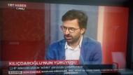 TRT'den CHP'lileri çıldırtan skandal başlık