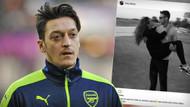 Mesut Özil'e eski sevgili şoku !