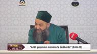 Cübbeli Ahmet Hoca: PKK neden bitmiyor?