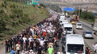 Kılıçdaroğlu için müthiş önlem: Polis araçları karşı şeritten gelecek saldırıya karşı duvar ördü