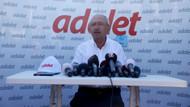 Kılıçdaroğlu:  Adalet ihtiyacı hepimizin ortak ihtiyacıdır