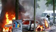 G20 zirvesi başladı! Almanya'da polis ve göstericiler çatışıyor