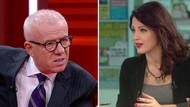 Nagehan Alçı'dan Ertuğrul Özkök'e: Bu iddiayı daha dikkatli irdelemelisin