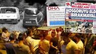 Suriyeli cinayetinin ardından Yeni Şafak'tan Hürriyet'e şok suçlama