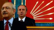 Muharrem İnce'den Flaş Kılıçdaroğlu açıklaması