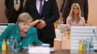Ivanka Trump babasının yerine toplantılara katıldı