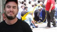 Mustafa Ceceli Teşvikiye Camii'nde