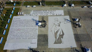 Maltepe'deki dev miting öncesi ilk görüntüler