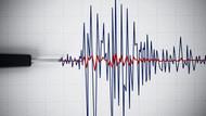 Son dakika: Akdeniz'de aynı dakikada iki deprem oldu