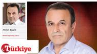 Türkiye gazetesi yazarı Ahmet Sağırlı FETÖ'den gözaltına alındı