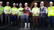 Kadir Topbaş Mecidiyeköy-Mahmutbey metro hattı açılışı için tarih verdi