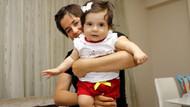 6 aylık Neva bebeğe kanser teşhisi konuldu