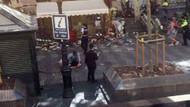 Son dakika: Barcelona'da iki silahlı kişi restorana girdi