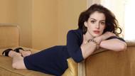 Anne Hathaway'in çıplak fotoğrafları internete sızdırıldı