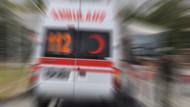Erzurum'da Tır durakta bekleyenlerin arasına daldı: 3 ölü, 3 yaralı