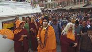 Nepal'de Bülent Ersoy'u Buda Sandılar