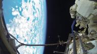 Rus kozmonot uzaydan yıldırımları görüntüledi