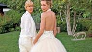 Lezbiyen çift Ellen DeGeneres ile Portia de Rossi'nin ilginç aşk hikayesi