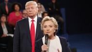 Hillary Clinton: Trump'a Benden uzak dur sapık dememek için kendimi zor tuttum