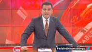 Fatih Portakal'ın canlı yayında cep telefonu çaldı