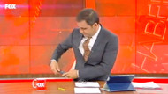 Fatih Portakal'ı canlı yayında şaşırtan olay